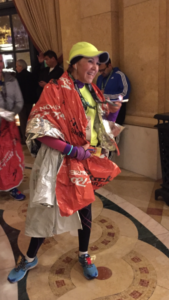 Adriana Grillet Marathon photo Gallery